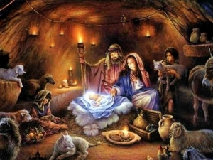 Честито Рождество Христово на всички!