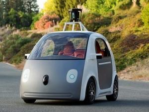 Google автомобил