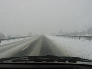 Снегът дойде! В София и Пампорово вече заваля