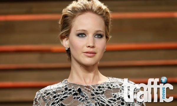 Дженифър Лорънс е най-касовата актриса за годината