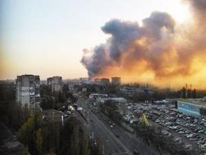 Бомбаджия се взриви в Одеса