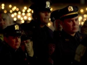 Хиляди се сбогуваха с убития в Ню Йорк полицай