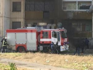 Първо в TrafficNews: Блок гори в Столипиново! СНИМКИ и ВИДЕО