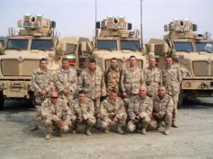 8 хил. български военни се върнаха от Афганистан