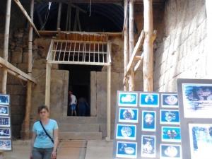 Затвориха тракийската гробница в Старосел заради свлачище