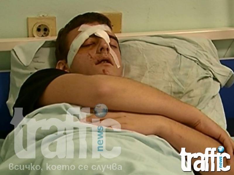 6-ма задържани за побоя над 15-годишния Румен!