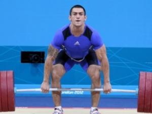 Иван Марков е №1 на федерацията по вдигане на тежести