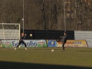 Христо Колев се развихри на тренировката на Локомотив ВИДЕО
