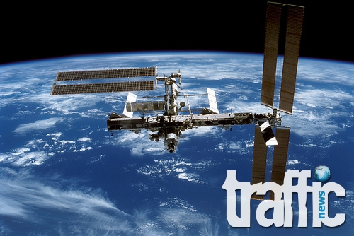 Сигнал за тревога на Международна космическа станция