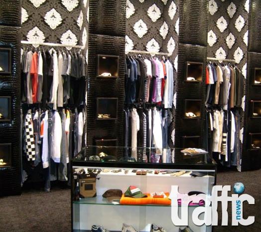 Откраднаха 50 чифта дънки от магазин в Пловдив