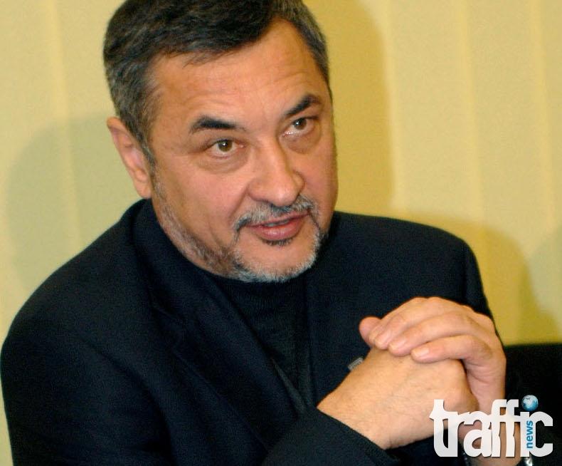 Валери Симеонов: България продължава да плаща охраната на Доган