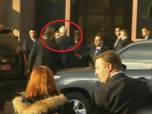 Плевнелиев взе Джон Кери от улицата (СНИМКА)