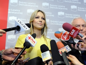Полска красавица се кандидатира за президент