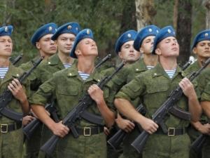 1200 руски военни започнаха обучение в Сибир