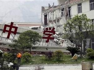 Сграда се срути на снимачна площадка, загина човек