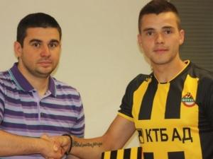 Лъчезар Балтанов от Ботев (Пловдив) с повиквателна за националния