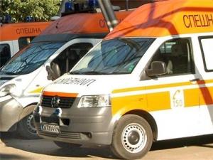 """Мъж пострада при пожар в болница на """"Коматевско шосе"""" в Пловдив"""