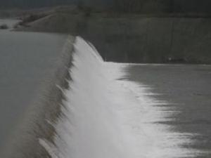 Взривиха дигата на река Камчия до язовир \