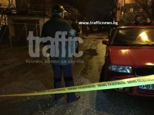 Първо в TrafficNews: Стефан Даскала е убит в главата с пистолет със заглушител СНИМКИ И ВИДЕО