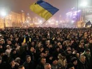 Щурмуват президентсвото в Киев