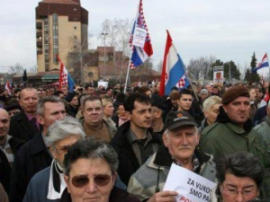 Съдът в Хага отхвърли геноцида в сърбо-хърватската война