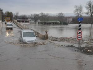 Над 1500 евакуирани в Одрин, заради наводнение