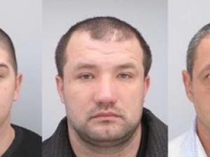 Полицията издирва Чубака, Роди и Емил Александров