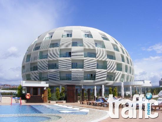 Ботев Пловдив се настани в хотела си в Турция