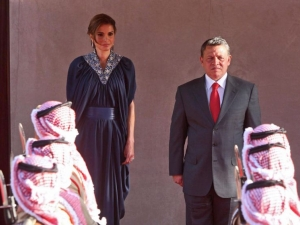 Обама на среща с краля на Йордания
