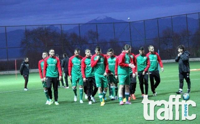 Играчите на Левски и ЦСКА се присъединиха към националния