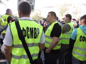 Полицейските синдикати в стачна готовност
