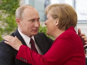 Американски вестник: Меркел поставила ултиматум на Путин
