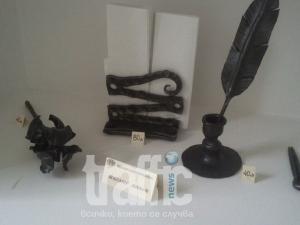 Уникални изделия от ковано желязо в Пловдив СНИМКИ и ВИДЕО