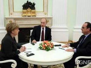 Европейските лидери сериозно заговориха за война