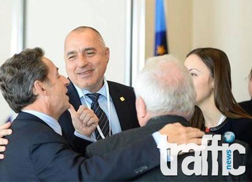 Сарко възхитен от Бойко: Освен в каратето е шампион и в политиката!