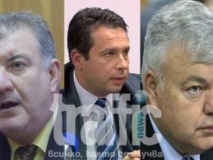 Тодор Чонов сред тройката аса за поста на Светлозар Лазаров в МВР