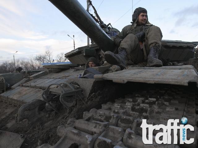 Взривове в Луганск, има жертви!