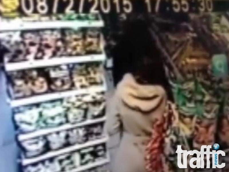 Тинейджърки джебчийки върлуват в Бургас ВИДЕО