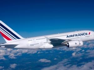 Авария със самолет на Air Francе