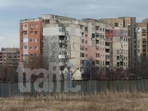 Панелките в Тракия като тези в Столипиново! СНИМКИ