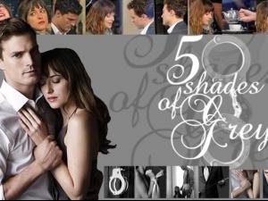 """""""50 нюанса сиво"""" стана най-гледаната премиера в историята"""