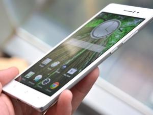 Най-тънкият смартфон в света СНИМКИ