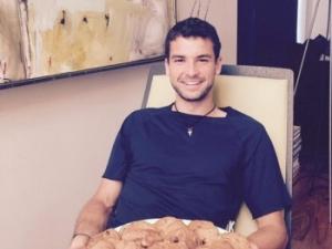 Гришо показа кулинарни умения СНИМКИ