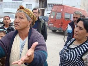 Роми излязоха на протест в Харманли
