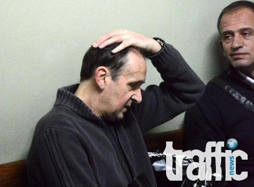 3 години затвор за Вальо Топлото