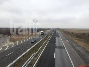 Вижте магистралния гаф за милиони ВИДЕО