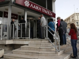 Гръцките банкери бият тревога: Над 50 милиарда евро загуби