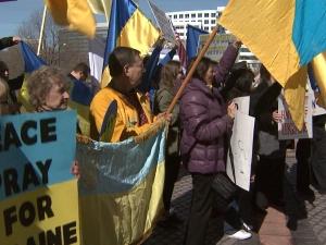 Първият ден без жертви в Украйна
