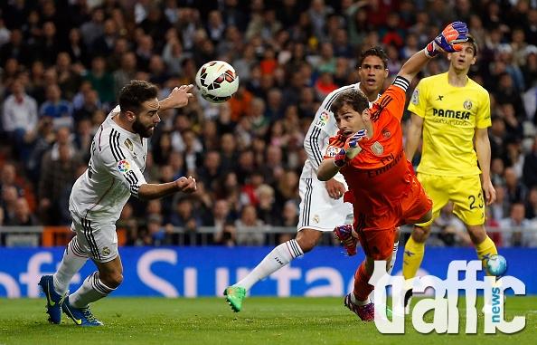 Виляреал изненада неприятно Реал Мадрид на