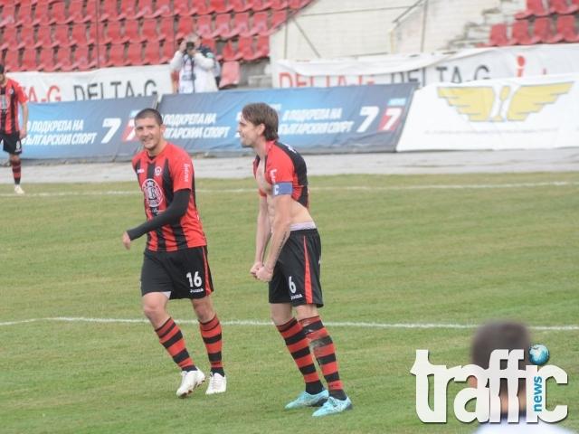 Бранеков се подигра с ЦСКА